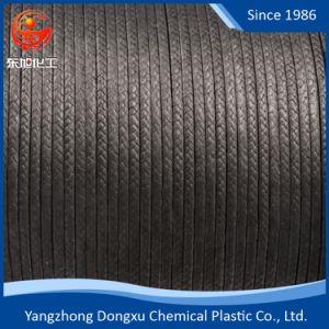 Черный графит PTFE упаковки