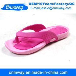 Cómodo casual EVA Mujer zapatillas Flip Flop