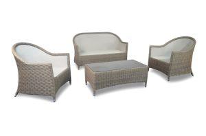 Сад патио Kd открытый Home Отель Управление ресторан алюминиевый ткань мебель (J858)