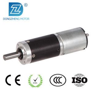 24mm DC Motor de engranajes planetarios