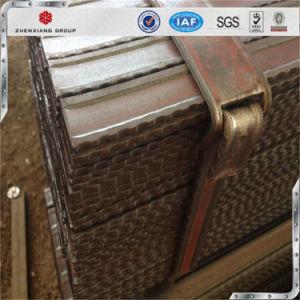 Van ASTM AISI de Engelse DIN JIS GB Getande Vlakke Staaf van de I- Sectie