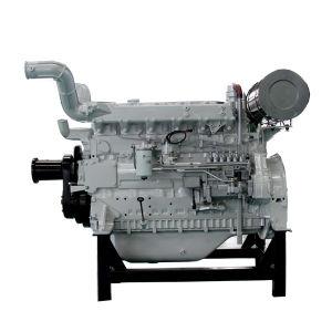 1800rpm 60Hz de Dieselmotor 361kw van de Hoge snelheid