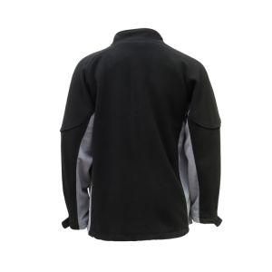 Men's Zip-jusqu'veste polaire avec poches zippées