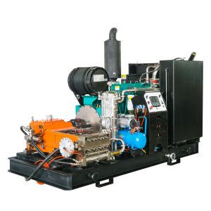 Wlq80/100 Êmbolo de limpeza de alta pressão da bomba de água