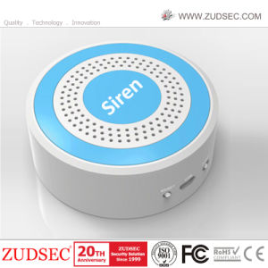 Smart Wireless WiFi Touch Ladrão Home Security alarme GSM com controle de aplicativos