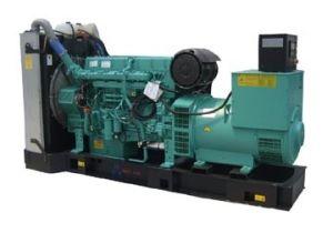 Generatore silenzioso del diesel 500kVA di promozione di Honny