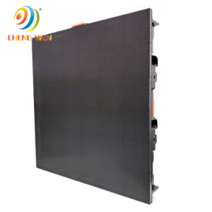 960*960mm SMD LED Panel Vídeo P5 de alquiler de Color de pantalla de visualización de publicidad