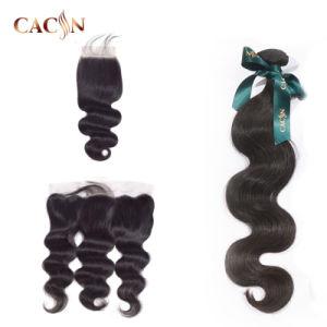 Aucun produit chimique de 100 % traitées Remy Virgin cheveux européenne