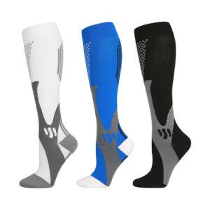 Vol personnalisé Voyager meilleurs Hot Vente de l'empoissonnement OEM Sport chaussette de compression