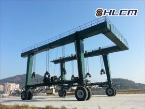 Elevador de barcos de guindaste marinho iate para manutenção de Elevação de Marcha