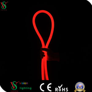 230/110/24V LED doppeltes Gesichts-flexibles Neonlicht