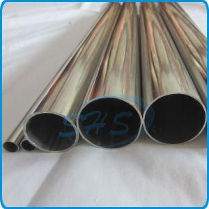 Edelstahl-runde Gefäße für Balustrade