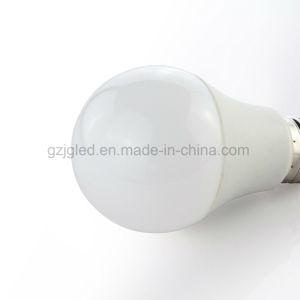 El ahorro de energía LED 9W de luz de lámpara de alta Prower E27 E26 B22 Forma China de fábrica