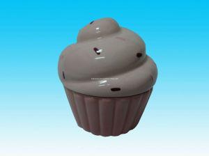 Jarra de cookie de cerâmica (KNS6087)