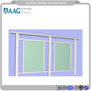 Vidro corrediço de perfil de alumínio, de acordo com a porta, porta do pátio porta de metal de alumínio residenciais e comerciais de material de construção
