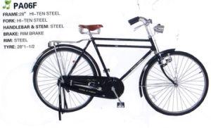 África 28 de la barra de doble bastidor de acero Hiten bicicletas tradicionales (FP-TRDB-050)