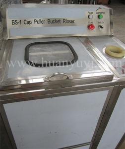 帽子の綴込及びブラシの一体鋳造機械(SNW-II)