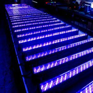 240PCS 8 Section RGB LED Light Bar (pl-107)