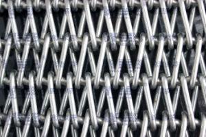 ステンレス鋼の織り方の金網