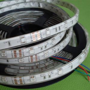 De goedkope LEIDENE van de Vakantie RGB Kleur van de Strook met het Licht van de Band van het Controlemechanisme 5V 9V