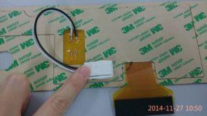 Personalizar Waterproof flexible en relieve de alta fiabilidad de la máquina de cola Interruptor de membrana