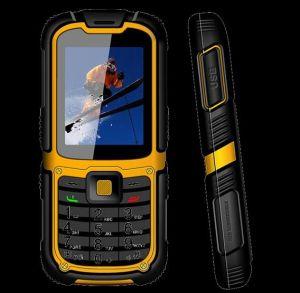 GSM Celular resistente com marcação&RoHS quad band