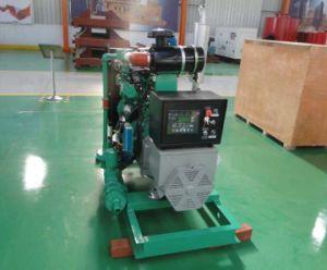 Ce/ISO утверждения 150квт природного газа генератора двигателя