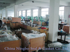China la fabricación de la junta de la herida en espiral