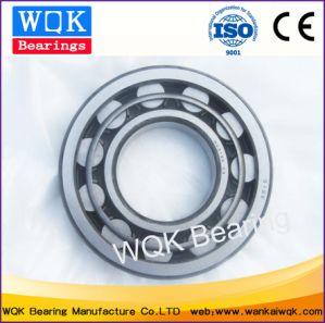 Stahlrahmen-zylinderförmiges Rollenlager der Wqk Peilung-Nu312e
