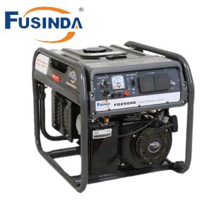 Qualitäts-Benzin-Generator mit elektrischem Anfang, 4 Anfall-Motor