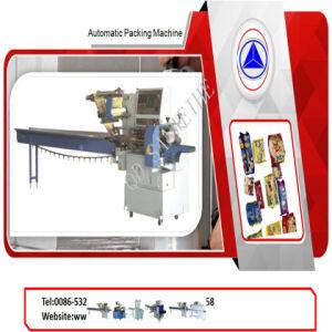 Swsf horizontal de 450 máquinas de embalaje automático de alta velocidad