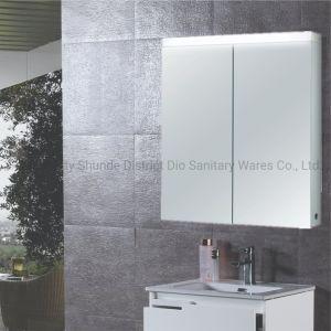 Un style moderne salle de bains en aluminium d'éclairage LED armoire