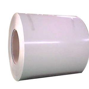 0.5*1250mm con recubrimiento de color RAL9003 bobinas de acero galvanizado (PPGI/PPGL)