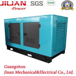 35kVA geradores a diesel super silencioso usado no Hospital de Governo Banco acústica silenciosa Grupo Gerador Grupo Gerador