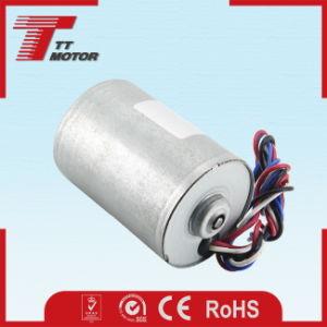24V 36mm eléctrico DC sin escobillas del motor para instrumentos de óptica