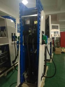 Erogatore 2pump-4nozzle-4display del combustibile con la TV e la stampante di Rt-E244