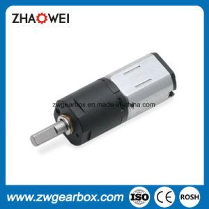 3V DC eléctrico de 12mm Motorreductor para bloqueo inteligente