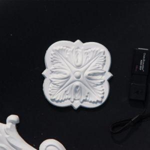 家具PUの装飾のアップリケHnS038のための装飾的なPUの鋳造物