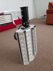 Indicatore luminoso di via del LED 150watt con alto potere ed il disegno di Aysmmetric