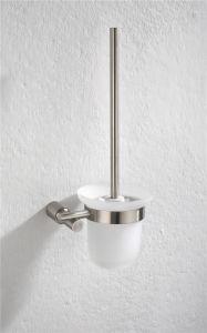 De sanitaire Houder van de Borstel van het Roestvrij staal van het Toilet van Waren Bijkomende Vastgestelde (2115)