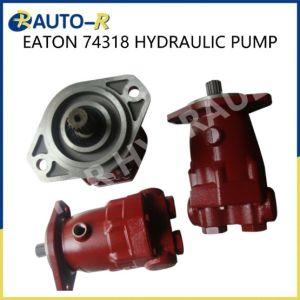 Motor de pistón hidráulico 74318 Eaton-Vickers
