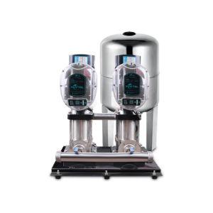 Variabile-Frequenza e gruppo non negativo della pompa di pressione (doppia pompa/verticale)