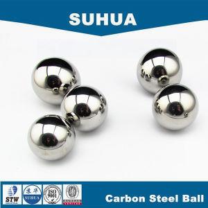AISI1010 14.288mm G100 la bola de acero bajo en carbono para el apoyo
