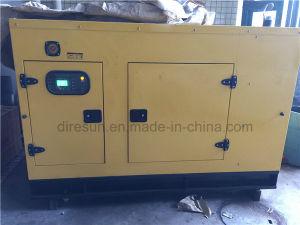 Cummins Engineが付いている中国50Hz 100kVAの防音のディーゼル発電機