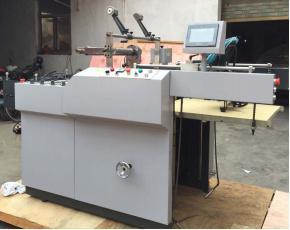 Automatische het Voeden Thermische het Lamineren van de Film Machine (sadf-540)