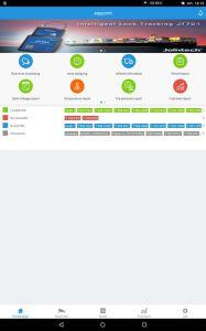 Recipiente de GPS Tracker Recipiente inteligente dispositivo de selagem para rastreamento de contêineres e de gestão
