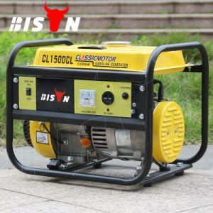 Runder Rahmen-einphasig-Generator-Preis des Bison-(China) BS1800A 1kw