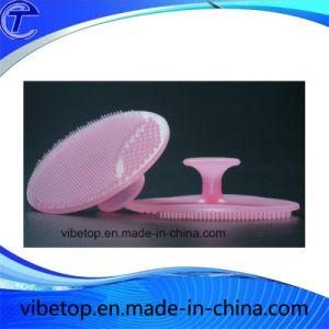 熱い販売のシリコーンの顔のクリーニングブラシの洗浄表面ブラシ