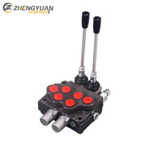 Venta caliente 45L/M Caudal monobloque hidráulico la válvula de control de SD5
