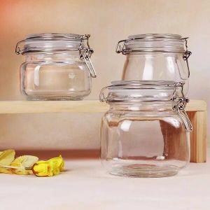 125ml-1000ml China de fábrica del fabricante de vidrio hermético frascos de miel